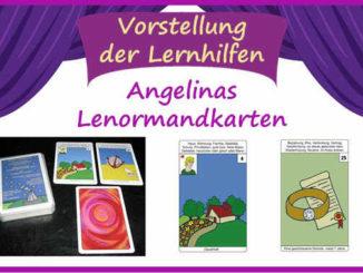 Angelinas Lenormandkarten