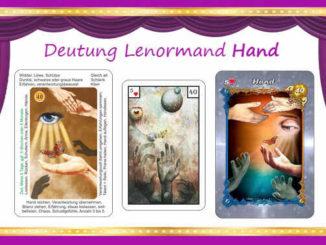 Lenormand Hand