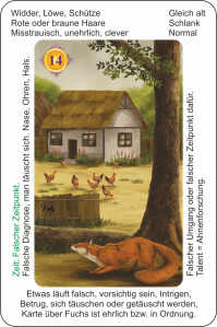 Lenormand Fuchs