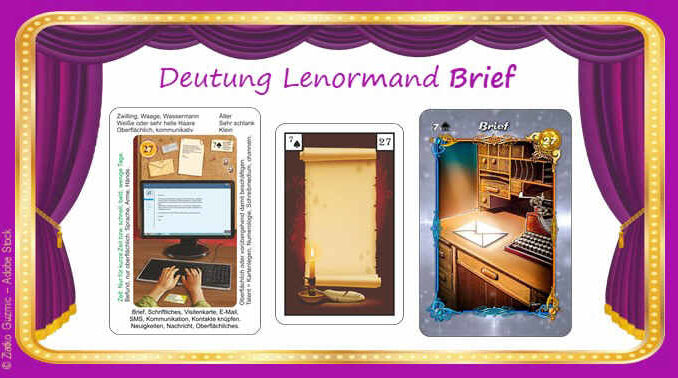 Lenormand Brief