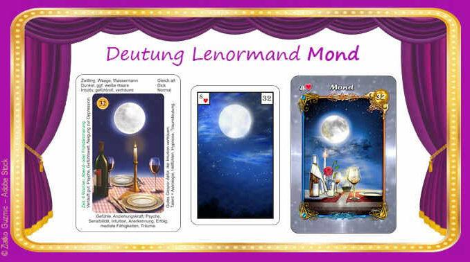 Lenormand Mond