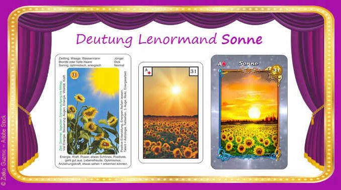 Lenormand Sionne