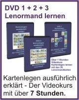 Mehr Infos zu den DVDs Lenormand