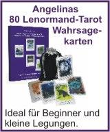 Mehr Infos zu den Lenormand Tarot Wahrsagekarten