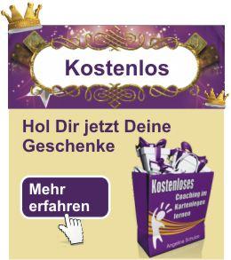Kostenlos Kartenlegen lernen mit dem gratis Emailkurs von Angelina Schulze