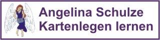 Logo - Engel Kartenlegen lernen mit Angelina Schulze