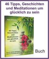 Mehr Infos zum Buch mit Meditationen und Tipps um gluecklich zu sein