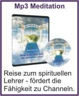 Mehr Infos zur Reise zum spirituellen Lehrer und besser zu channeln mit Begegnung Engel