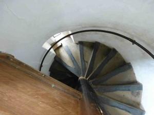 Treppen im Tower of London
