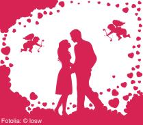 Lenormand grosse Tafel - Fragen zur Liebe