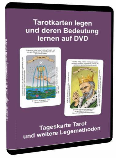Tarotkarten Bedeutung DVD