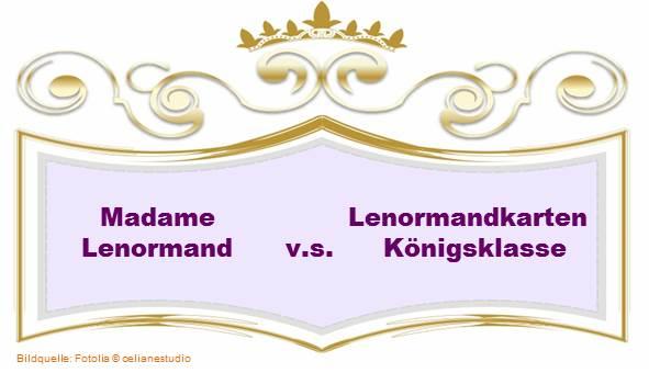 Madame Lenormand - Beitragsbild
