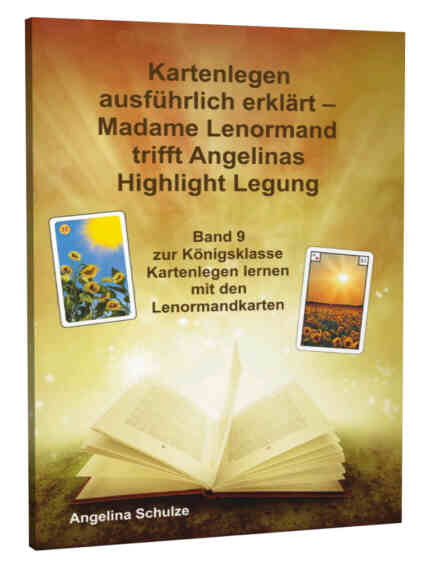 3D Buchcover Lenormand Highlight