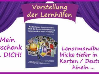 Buch Lenormand Geschenk