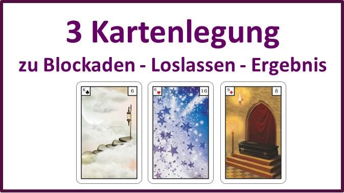 3 Kartenlegung Beispiele