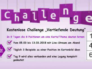 Vertiefende Deutung - Challenge