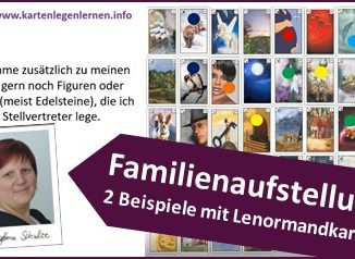 Familienaufstellung mit Karten