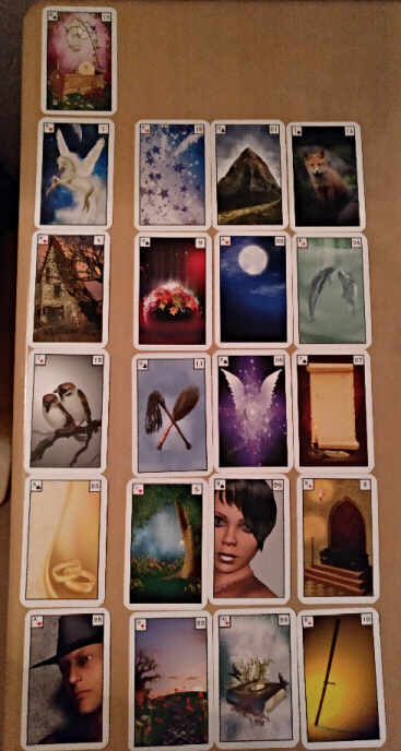 Lenormand Adventskalender 02-12