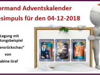 Lenormand Adventskalender 04-12-2018