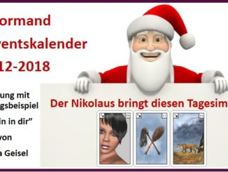 Lenormand Adventskalender 06-12-2018