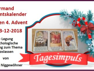 Lenormand Adventskalender 23-12-2018