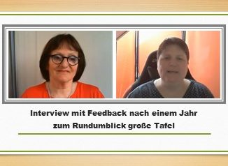 Rundumblick Feedback Michelle Interview