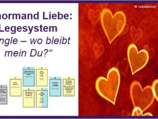 Lenormand Liebe Legung - Single