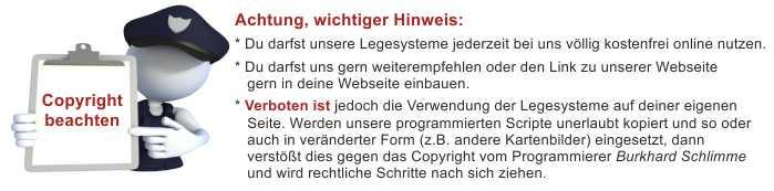 Copyright-Hinweis-auf-programmierte-Legesysteme