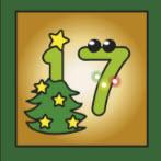 Kartenlegen Adventskalender Tuer 17