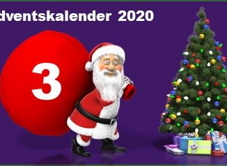 Adventskalendertuer 3 in 2020