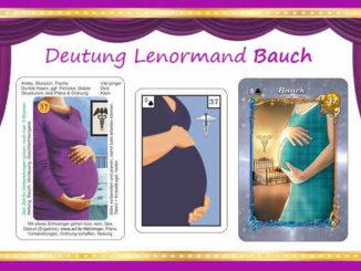 Lenormand Bauch